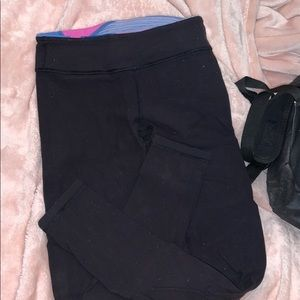 Pants - Reversible aviva leggings